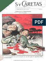 Caras y caretas (Buenos Aires). 2-7-1904, n.º 300