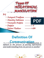 Types of Organizational communication.pptx
