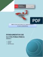 FUNDAMENTOS DE LA CULTURA FISICA - MÓDULO III - SEMANA 2 (1)