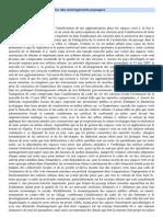 Article-Exhorte pour une meilleure gestion des aménagements paysagers