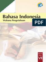 7 Bahasa Indonesia Buku Siswa
