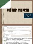 Verb Tense PowePoint