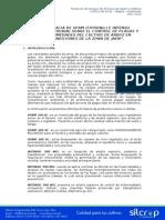 Protocolo Spam e Intenso - Arroz - El Potrero- Jaen