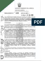 Resolucion R Nro 1239 2012 CU UNFV