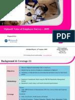 VoE Results - Presentation