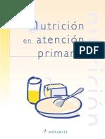 123128 Nutricion en Atencion Primaria
