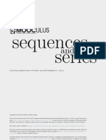 Sequence Textbook Sequences and Series