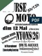 Affiche Et Flyer 12.05.2013