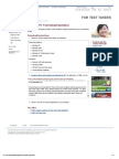 TOEFL iBT_ Sample Questions
