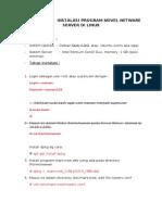 Manual Guide Instalasi Novel Server-linux