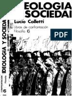 104745760 Colleti Lucio Berstein y El Marxismo de La Segunda Internacional
