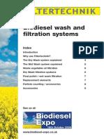 Biodiesel Filtration Options