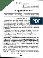 Public Admn i Mains 12