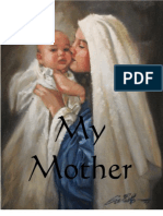 Listen to My Mother as she is Queen of Heaven