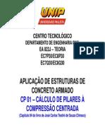 AECA - CP 01 - PILARES - Exercicio Proposto 4.7.1.3 - Pag 168 - Resolucao - Revisao R01