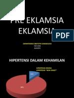 Preeklampsia dan eklampsia