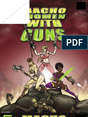 Macho Women With Guns | D20 System | Dice