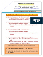 @@Hospital Mgt Course Details -2012-2013 [Revised]-1