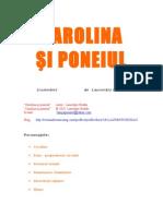 CAROLINA-ŞI-PONEIUL-COMEDIE-TEATRU-PENTRU-COPII