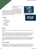 Oncogene - Wikipedia, The Free Encyclopedia