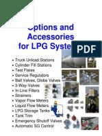 LPG System Accessories