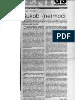 Ostric (1991zp)- Glas Slavonije, 22-04-1991