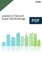 Tall Buildings A4 Brochure AECOM