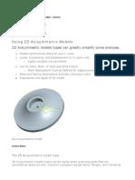 68 - Using 2D Axisymmetric Models