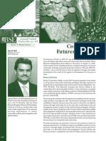 Commodity Futures in in Dai