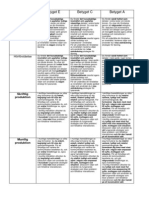 betygskriterier spanska steg 3 kig 2013