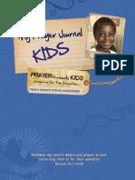 My Prayer Journal KIDS