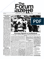 The Forum Gazette Vol. 1 No. 7 September 1-15, 1986