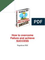 Napoleon Hill - How to Overcome Failure and Achieve Succes