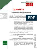 Propuesta - Entorno Empresarial FIBES - JMD Este Octubre 2013