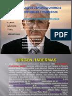 Teoria de La a.C.habeRMAS.