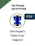 OP Magyarország Teljes PDF Könyv - Az OP Könyve - OPPT magyarul