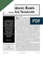 Lobsang Rampa