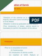 Dilatation of Cervix.pptx