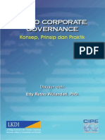 GOOD CORPORATE GOVERNANCE Disusun oleh: Etty Retno Wulandari, PhD.