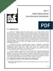 Bab 12 Pemetarencanaan Dan Kebijakan Organisasi
