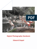 Digital Photo Handouts