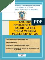 Analisis Situacional Del Centro Educativo OFICIAL
