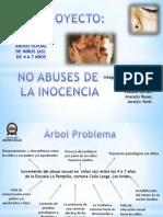 PROYECTO PARA PREVENCIÓN DEL ABUSO SEXUAL DE NIÑOS (1)