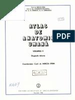 Atlas de Anatomie Umana