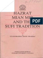 Hazrat Mian Mir and the Sufi Tradition