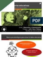 (Algunos) Modelos y Teorías Educativas
