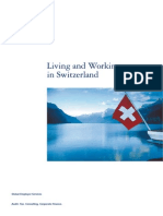 Living Working in Switzerland