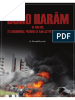 SalafiManhaj_Boko Haram Movement in Nigeria - Beginnings, Principles and Activities _ Dr. Ahmad Murtada