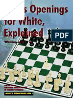 Lev Alburt, Roman Dzindzichashvili, Eugene Perelshteyn - Chess Openings for White (Small Size)