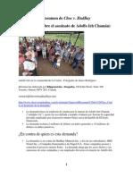 Demanda asesinato Adolfo Ich (Guatemala contra minera canadiense)